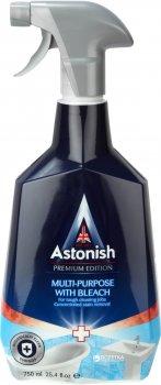 Упаковка універсального очисника з вибілювачем Astonish 750 мл х 12 шт. (55060060211150)