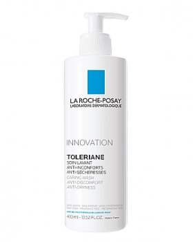 Крем для лица Очищающий крем-гель для чувствительной кожи La Roche-Posay Toleriane Anti-Inconforts 200 мл (3337875570404)