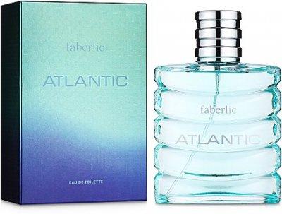 Мужская парфюмерия Туалетная вода Faberlic Atlantic man edt 100ml (4690302485757)
