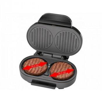 Гриль CLATRONIC HBM 3696 для гамбургерів