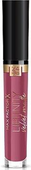 Помада Жидкая помада для губ Max Factor Lipfinity Velvet Matte Lipstick 10 - Velvet Bear (8005610629575)