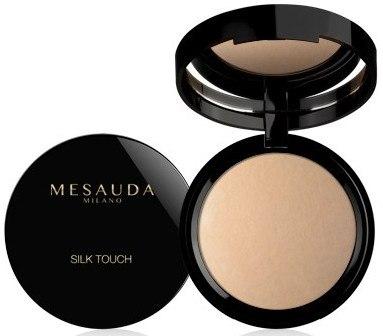 Пудра Запеченная пудра для лица в коробке Mesauda Milano Silk Touch Powder 203 - Brun (8057014299885)