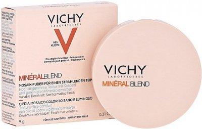 Пудра Минеральная пудра-мозаика Vichy Mineral Blend Light (3337875641500)