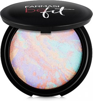 Пудра Корректирующая пудра Farmasi Make Up Be Fit Color Correcting Powder 10g (8690131774950)