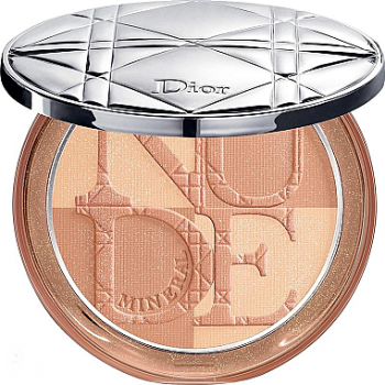 Пудра Минеральная компактная пудра Dior Diorskin Mineral Nude Bronze Powder 02 - Soft Sunlight (3348901399661)