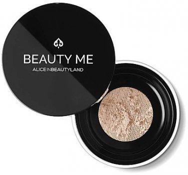 Пудра Минеральная компактная пудра Alice In Beautyland Beauty Me Mineral Foundation 7 - Golden (8437016025154)