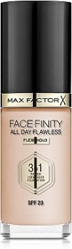 Тональное средство Тональная основа Max Factor Facefinity All Day Flawless 3-in-1 Foundation SPF 20 64 - Rose Gold (3614227923454)