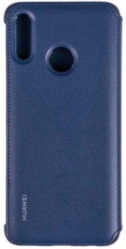 Чехол-книжка Huawei Flip Cover для Huawei Y7 2019 Blue (51992903)
