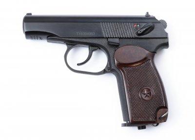 Пневматический пистолет MP-654К (32 серия)