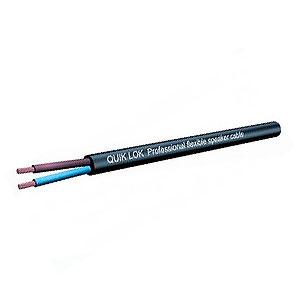 Спикерный кабель 2 провідника Quik Lok CA822BK
