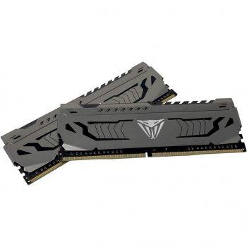 Модуль памяти для компьютера DDR4 32GB (2x16GB) 3200 MHz Viper Steel Patriot (PVS432G320C6K)