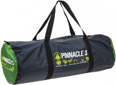 Палатка Summit Pinnacle Hydrahalt 3P Green (5710443)