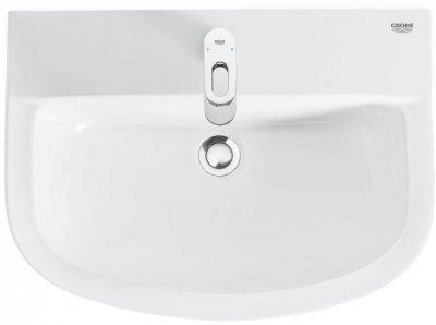 Раковина GROHE Bau Ceramic 39421000 + смеситель для раковины Eurosmart 23322001