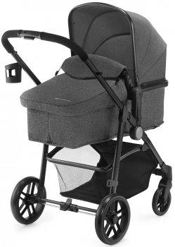 Универсальная коляска 3 в 1 Kinderkraft Juli Gray (KKWJULIGRY3000) (176374)