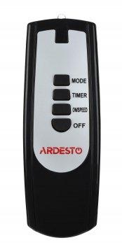 Вентилятор Ardesto FN-R1608CB з ДУ Чорний