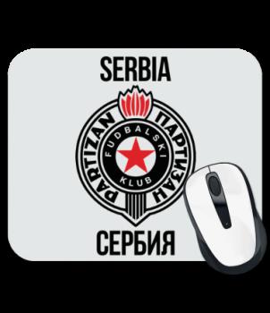 Коврик для мыши FK Partizan