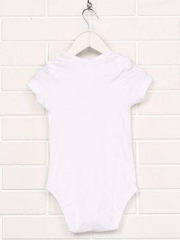 Боди-футболка C&A 77549-2003686a Белая