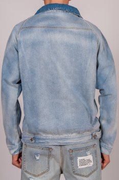Куртка J.B4 (Just Before) Блакитний