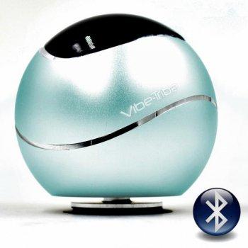 """Динамік Vibe-Tribe """"Orbit"""", блакитний (WS0046)"""