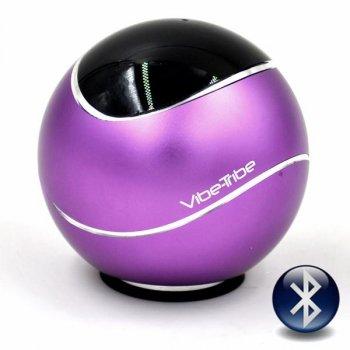 """Динамік Vibe-Tribe """"Orbit"""", пурпурний (WS0048)"""