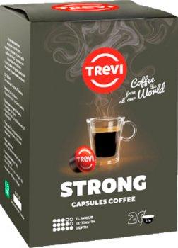 Кофе в капсулах Trevi Strong Blue 8.5 г х 20 шт (4820140051948)