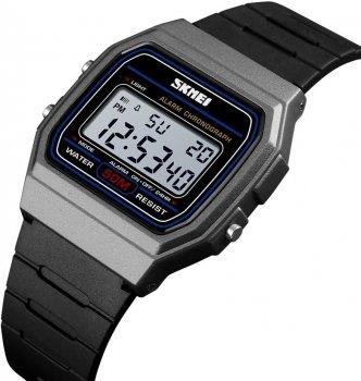 Чоловічий годинник Skmei 1412BOXTN Titanium BOX