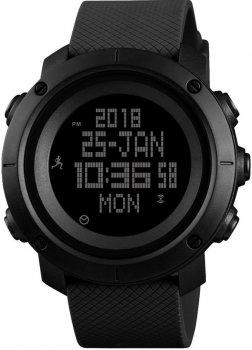 Чоловічий годинник Skmei 1430BOXBK Black BOX