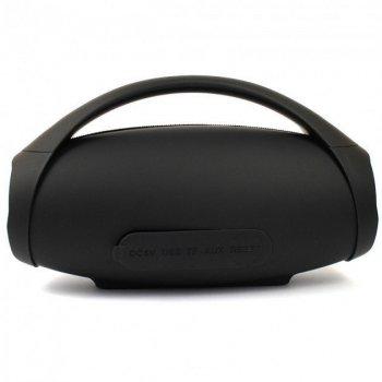 Портативна бездротова Вluetooth Колонка Hopestar H32 Чорний (10 Вт, USB, AUX) Сабвуфер, MP3, FM Радіо, Мікрофон, Функція Power Bank (47155)