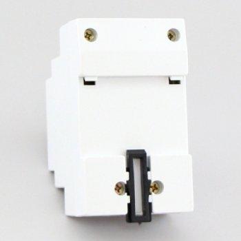 Терморегулятор для високих температур одноканальний на DIN-рейку Укрреле РОТІ-40/D-Pt