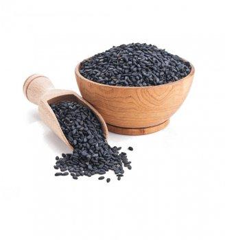 Кунжут чёрный Sages 1 кг (6191557700223)