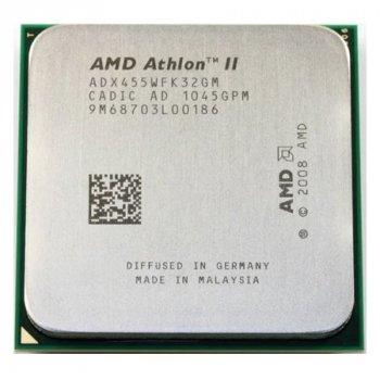 Процесор AMD Athlon II X3 455 3,3 GHz AM3 Б/У