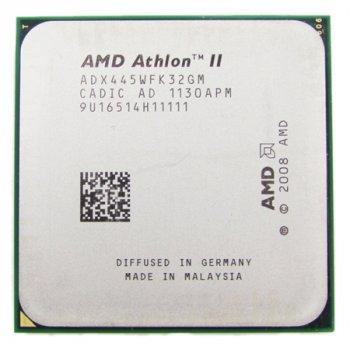 Процесор AMD Athlon II X3 445 3.1 GHz AM3 Б/У