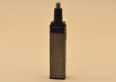 Тример ProGemei Gm-3116 універсальний бездротовий для носа, вух, бороди і скронь з 4 насадками 3 Вт Сірий (11183)