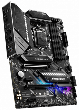 Материнська плата MSI MAG B460 Tomahawk (s1200, Intel B460, PCI-Ex16)