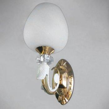Бра настінне Light House NM-15015/1W золото