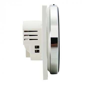 Дизайнерський терморегулятор для теплої підлоги MYCOND ORB HEAT