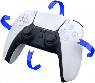 Беспроводной геймпад PlayStation 5 Dualsense для PS5/PS 5 Digital Edition