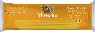 Макаронні вироби Miritello Spaghetti 500 г (8051122530182)