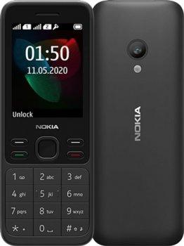 Мобільний телефон Nokia 150 TA-1235 DualSim Black (16GMNB01A16)