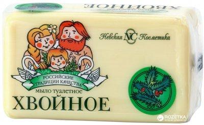 Упаковка мыла Невская Косметика Хвойного 140 г х 48 шт (14600697101948)