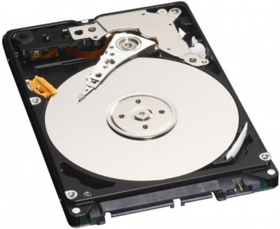 """Жорсткий диск i.norys 320ГБ 5400об/м 8МБ 2.5"""" SATA II (INO-IHDD0320S2-D1-5408) Refurbished"""
