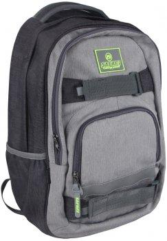 Рюкзак Safari Uni-Peak 45 х 32 х 16 см 23 л Сірий (20-143L-1) (8591662201437)