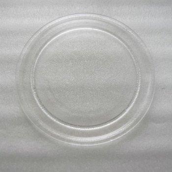 Тарілка для МХП гладке дно універсальна Candy LG D=245 mm 49018556 3390W1A035A 3390W1A035C 00609850 MCW012UN/600MD10