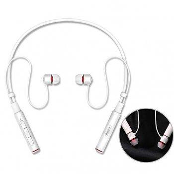Гарнитура для телефона Remax RB-S6 White. Bluetooth наушники. Цвет белый