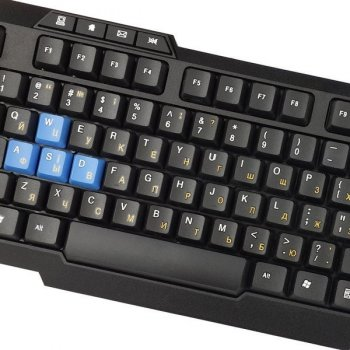 Дротова клавіатура Piko KB-106