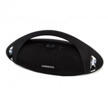 Портативна колонка Bluetooth Hopestar H37 Black