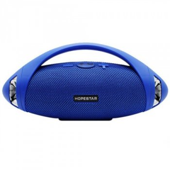 Портативна Bluetooth колонка Hopestar H37 Blue