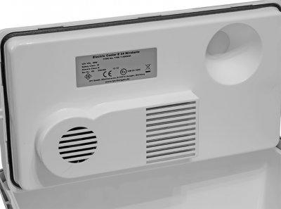 Переносний автохолодильник Ezetil E-24 Mirabelle 12V на 24л. (Синій)