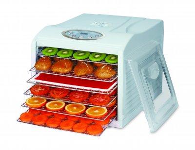 Сушилка для овощей и фруктов (дегидратор) Saro VEGGYDRY