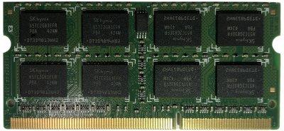 Оперативна пам'ять DDR3 SO-DIMM Apacer 4Gb 1600 C11 1.5 v (75.B83DF.G030B)